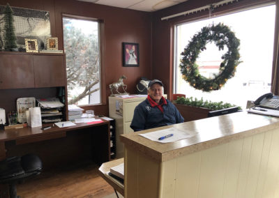 Emerson Veterinary Clinic Front Office - Dr. James Albrecht