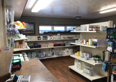 Pharmacy Supply area